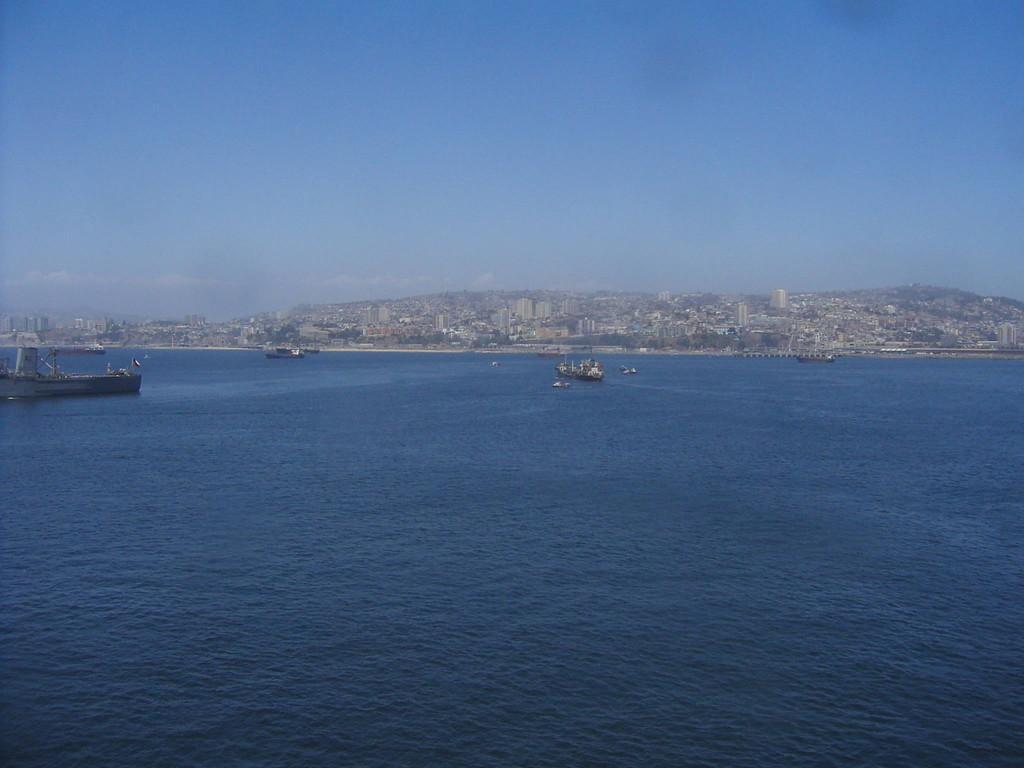 Valparaiso - Hafen