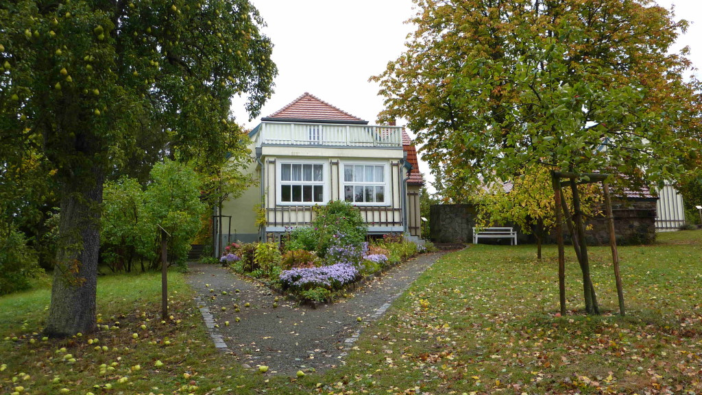 Fallada-Haus (Museum) / Carwitz (Feldberger Seenlandschaft)