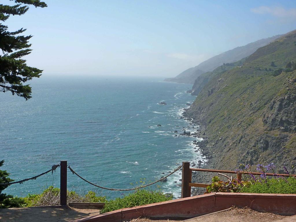 Auf Tour nach Morro Strand - Küstenstr. No.1