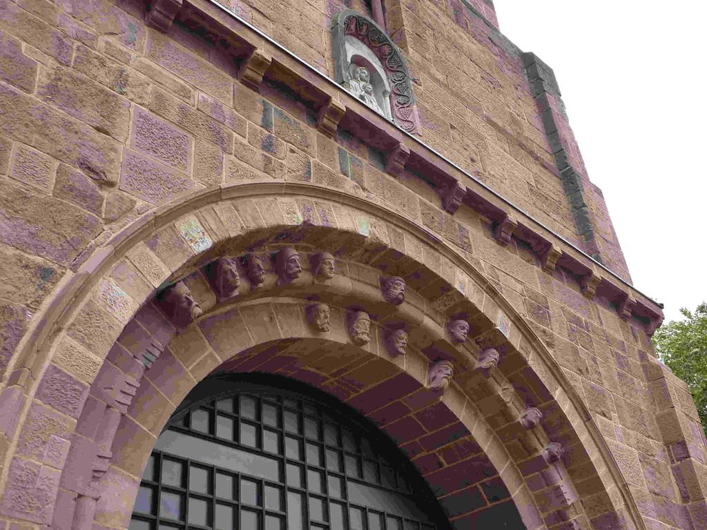 5.Tag - Stadtbesichtigung Jülich / Probsteikirche St.Mariä Himmelfahrt