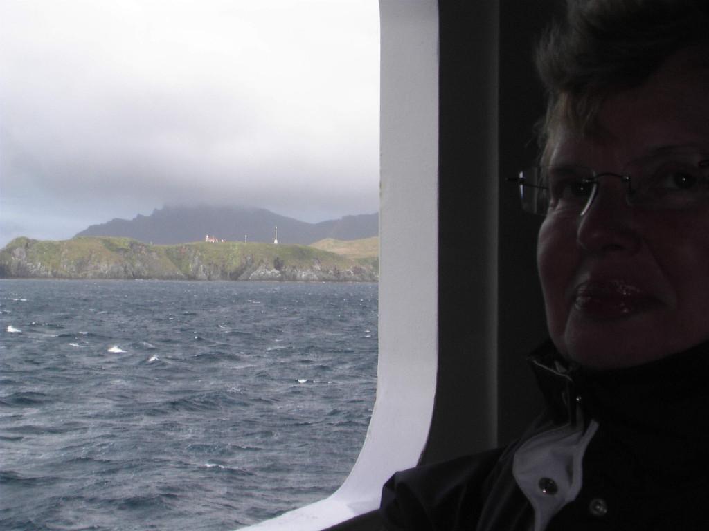 Umrundung von Kap Hoorn