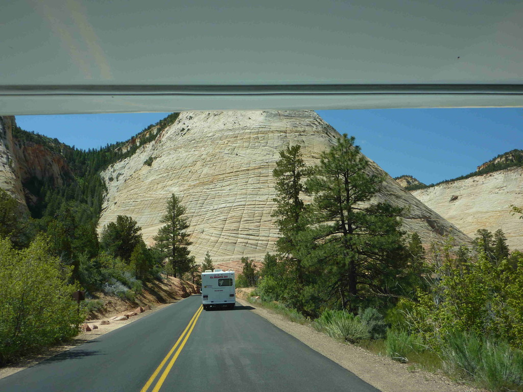 Auf Tour vom Bryce Canyon zum Zion Nationalpark