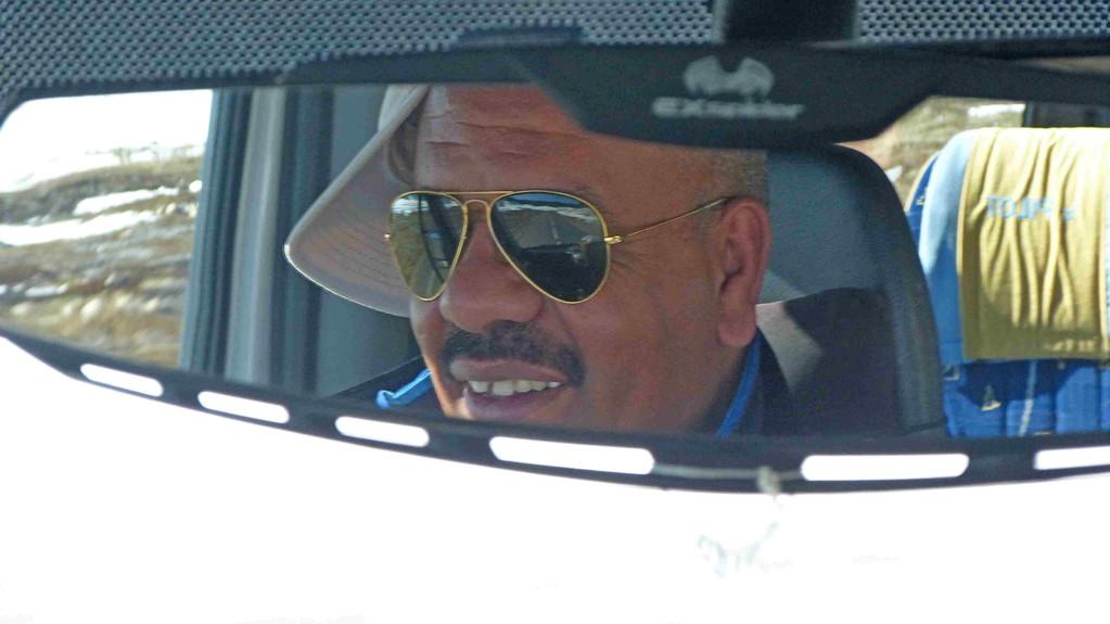 5.Tag -Fahrt von Fes nach Erfoud - Fahrt durch den Mittleren u. Hohen Atlas - Fahrer Yussef