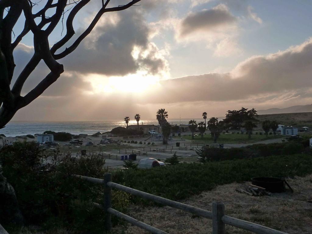Jalama Beach bei Lompoc