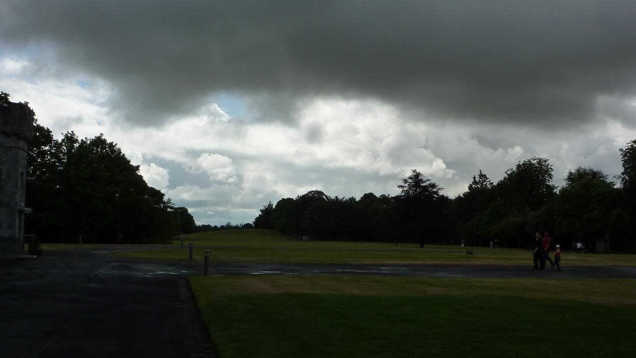 Kilkenny Castle- Park