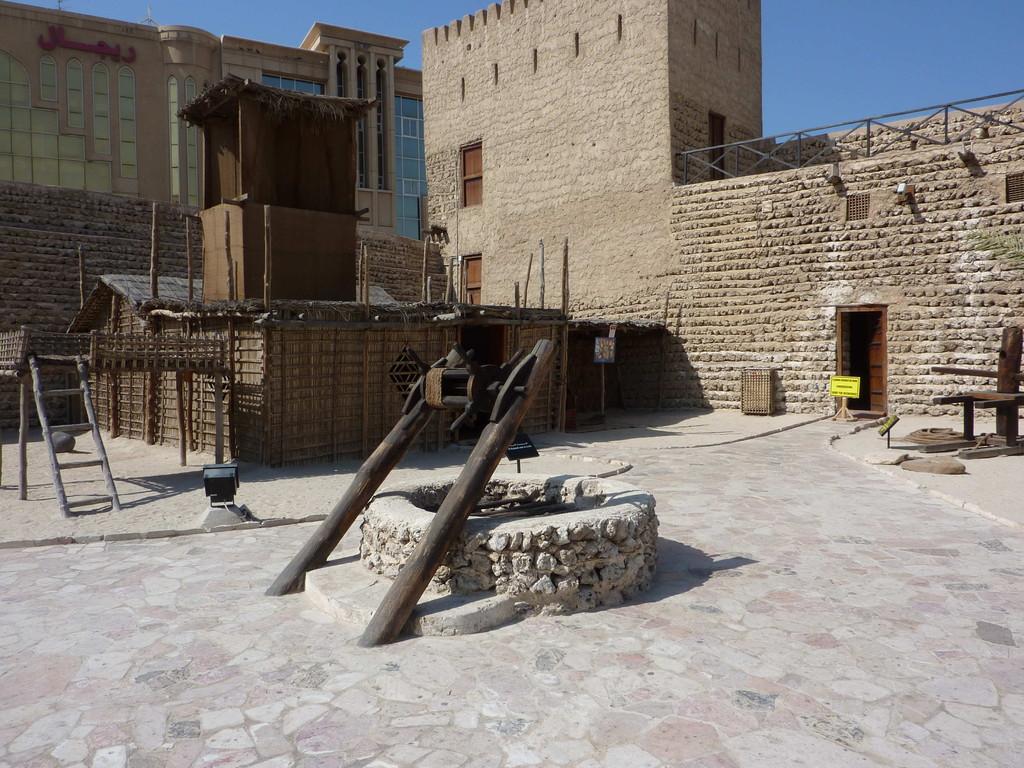 1.Tag - Dubai-Museum