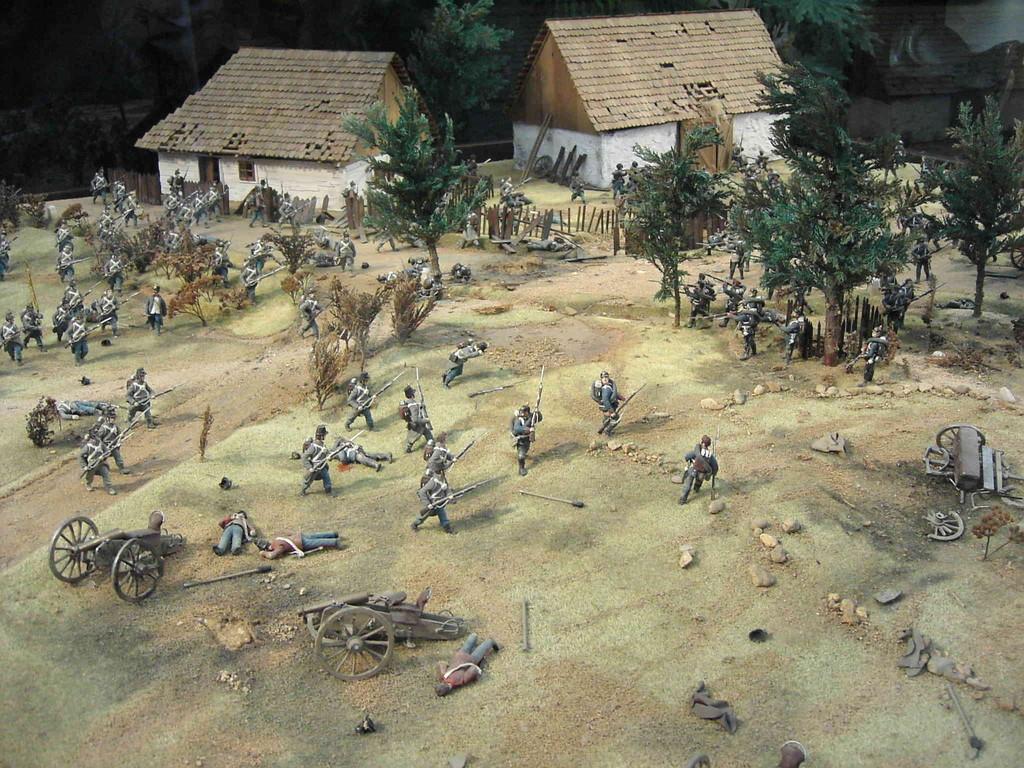 6.9.2007 Museum bei Königsgrätz - Schlacht v. 1866