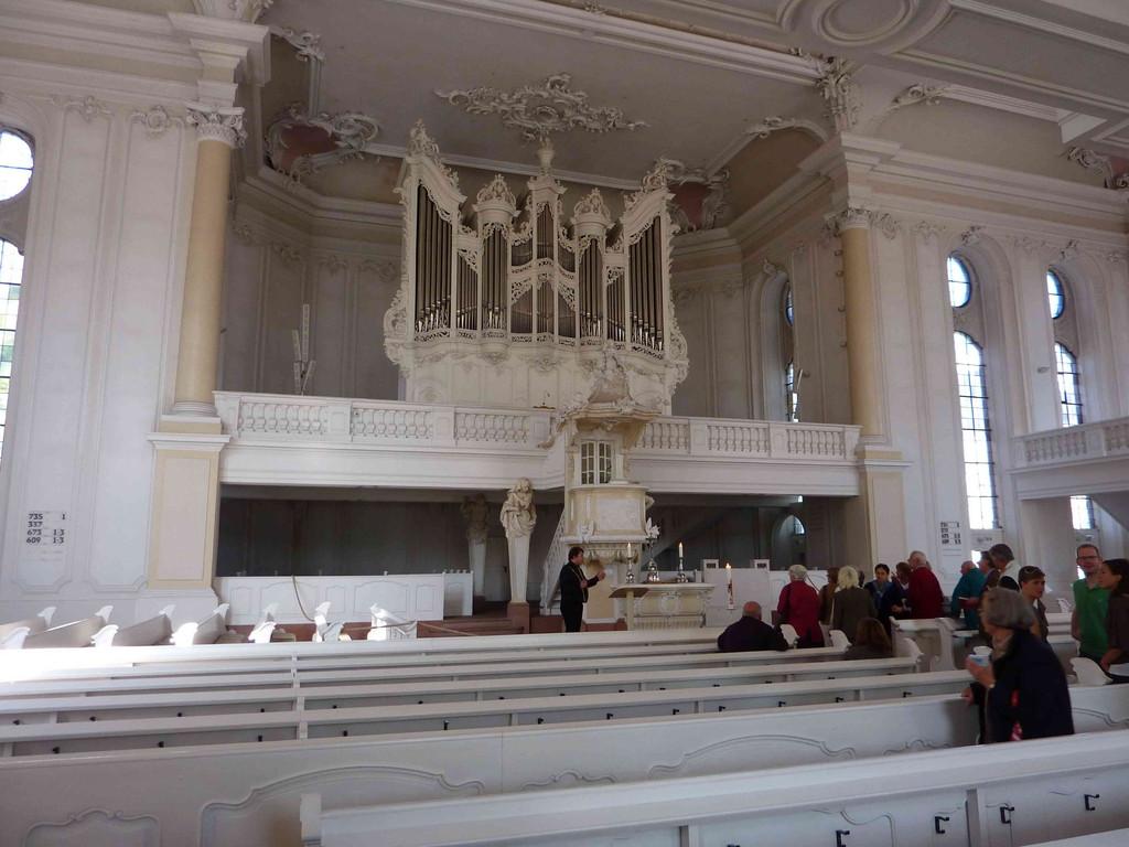 11.9.2010 Saarbrücken  - Ludwigskirche