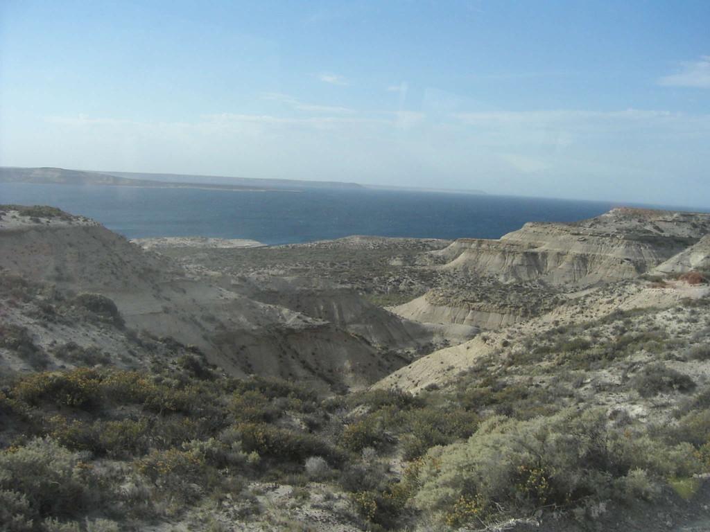 Stop Puerto Madryn - Punta Norte