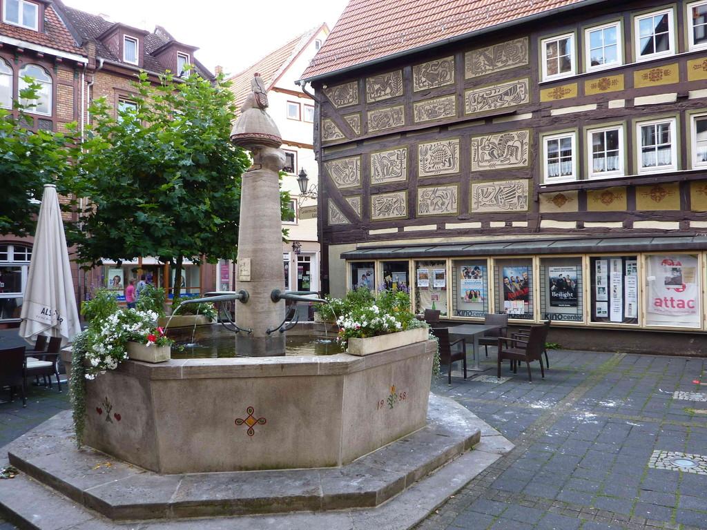 12.9.2010 Kaffee-Pause in Alsfeld