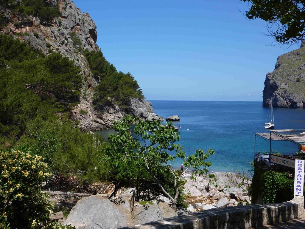 Fahrt nach Port Sa Calobra