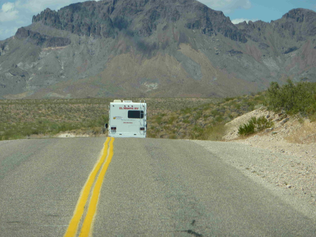 Auf Tour vom Joshua Nationalpark nach Bullhead City - auf der Route 66 nach Oatman