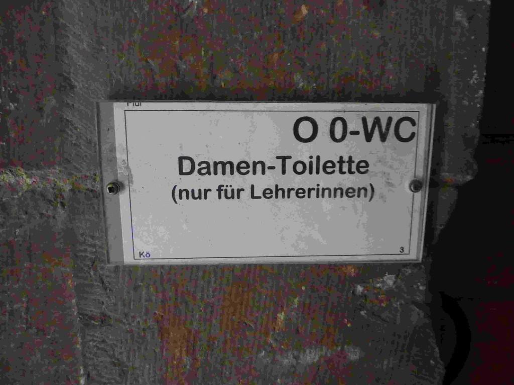 5.Tag - Stadtbesichtigung Jülich / Zitadelle (Schule)