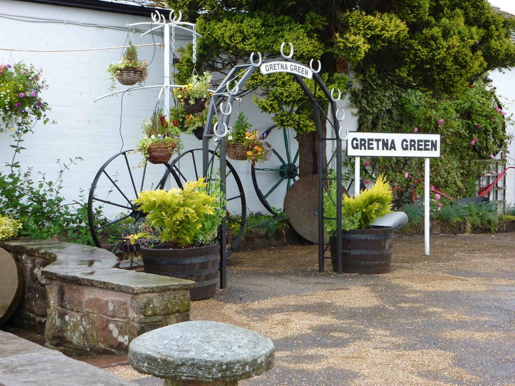 Gretna Green - hier kann man auch heute noch heiraten