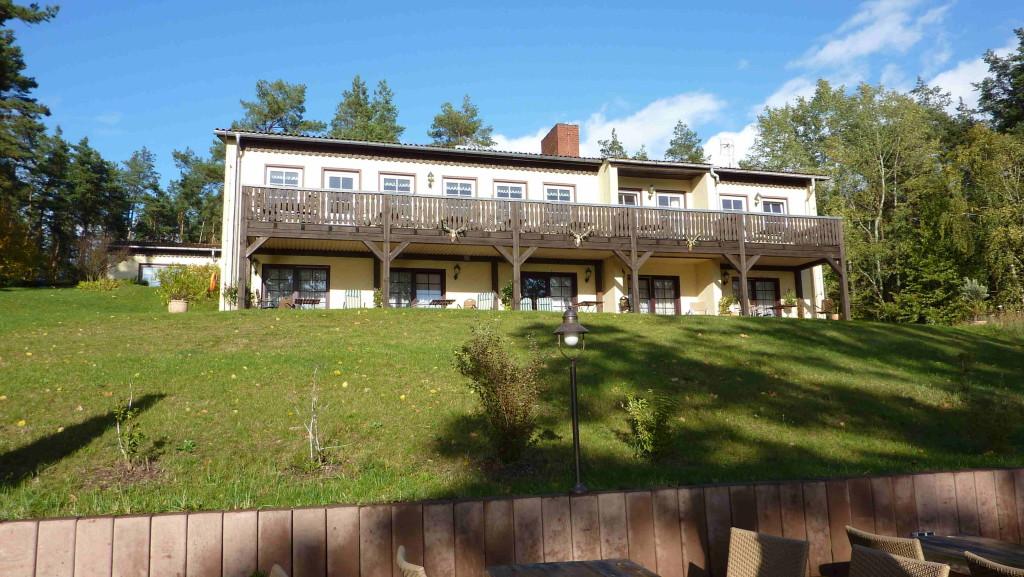 Hotel Forsthaus am See (Breiter Luzin)