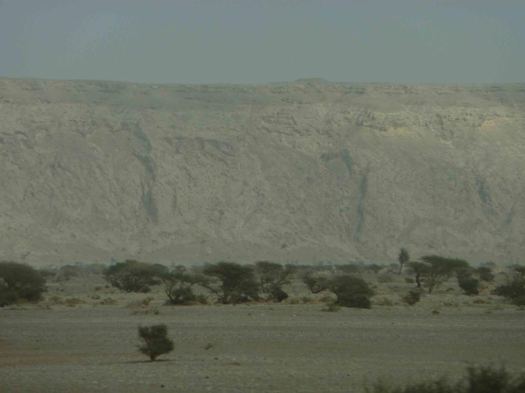 2. Tag - Auf der Fahrt von Al Ain über Bahla nach Nizwa