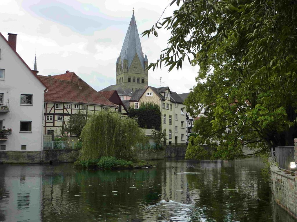 1.Tag - Stadtführung Soest
