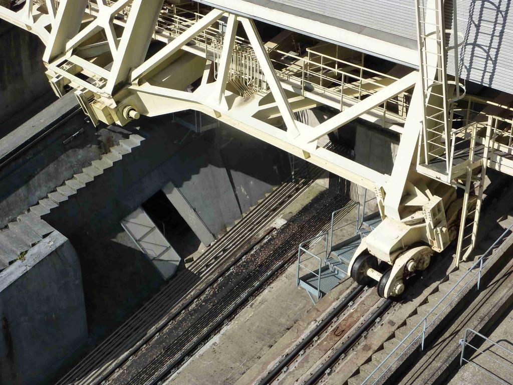 6.9.2010 Schiffsaufzug Saint Louis-Arzviller