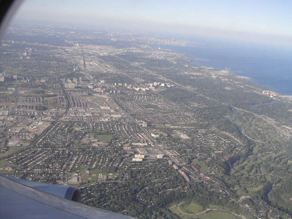 Toronto - Flug nach Amsterdam