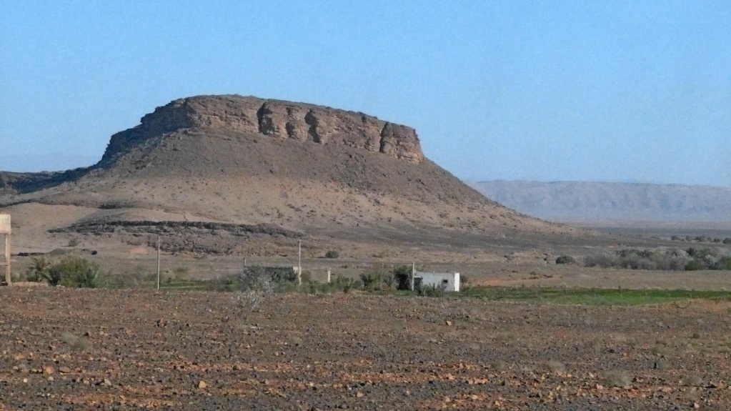 7.Tag - Fahrt von Erfoed nach Quarzazate