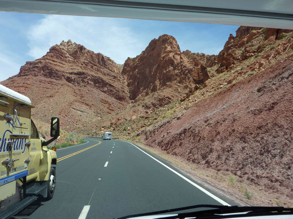Auf Tour vom Grand Canyon zum Lake Powell