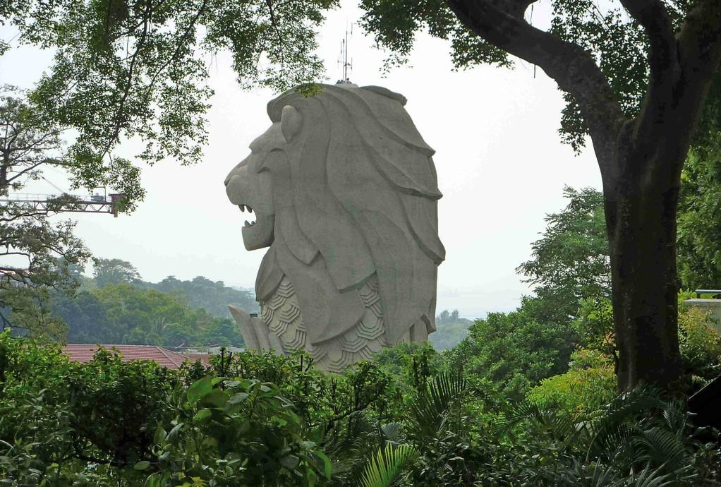 Singapur - Insel Sentosa