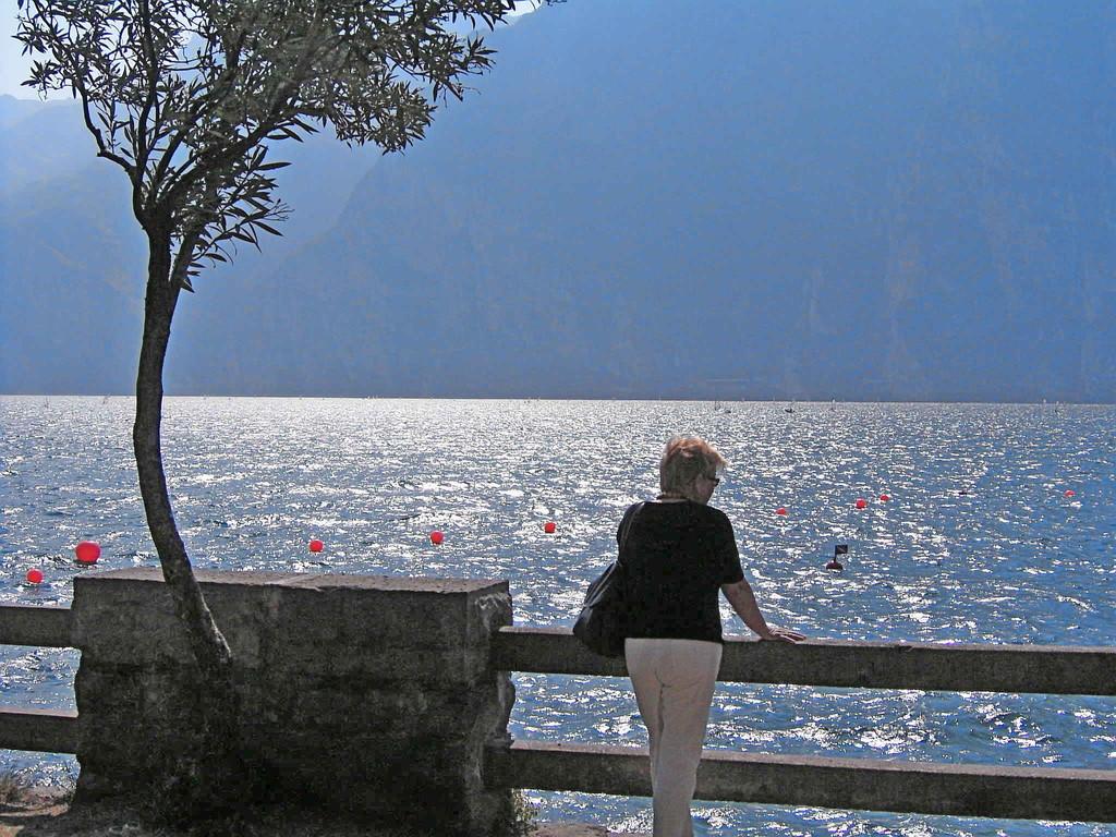 Gardasee bei Riva