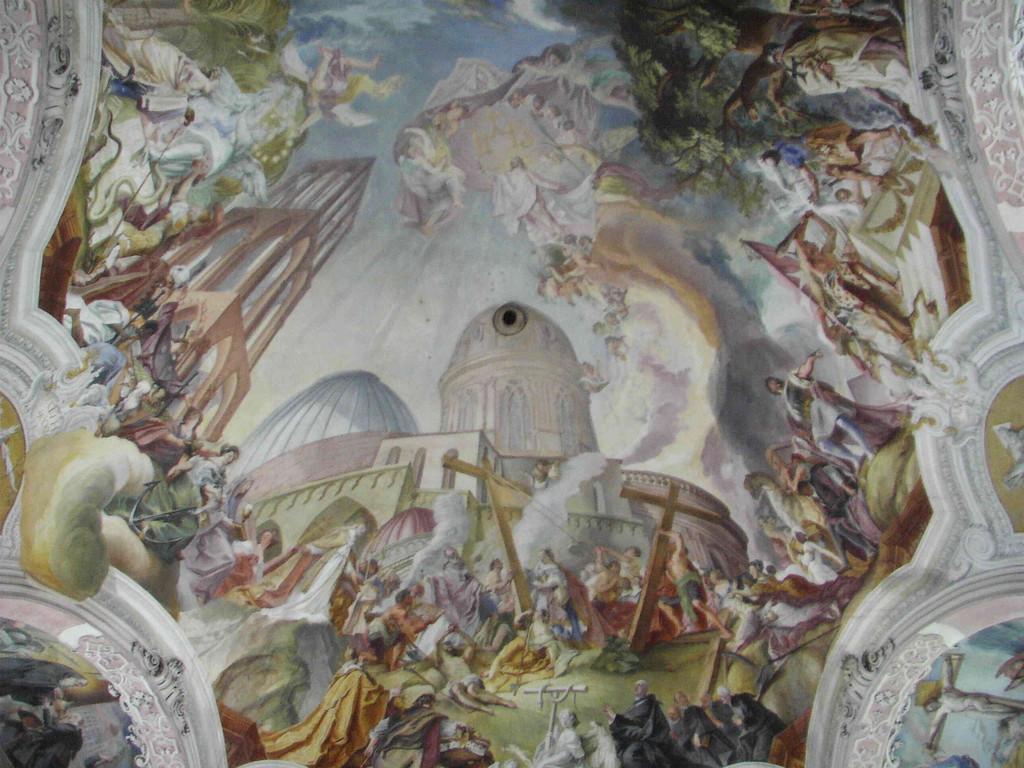1.9.2007 Wahlstadt bei Liegnitz - Barockkloster