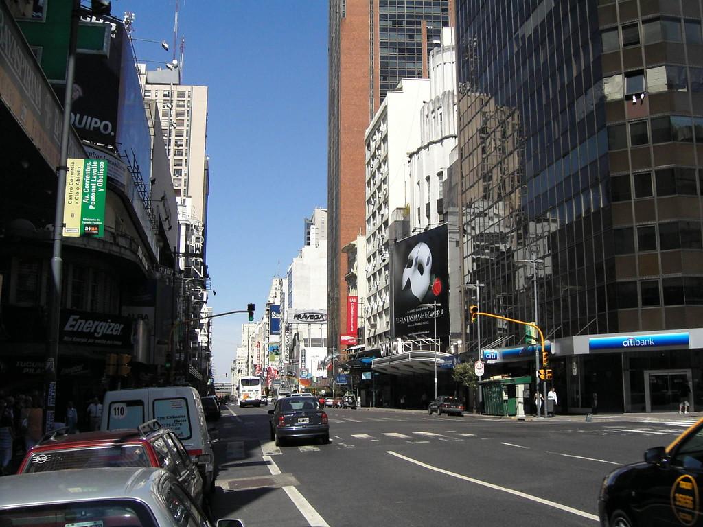 Buenos Aires - Av. 9 de Julho