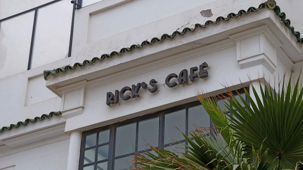 2.Tag - Casablanca - Rick's Cafe