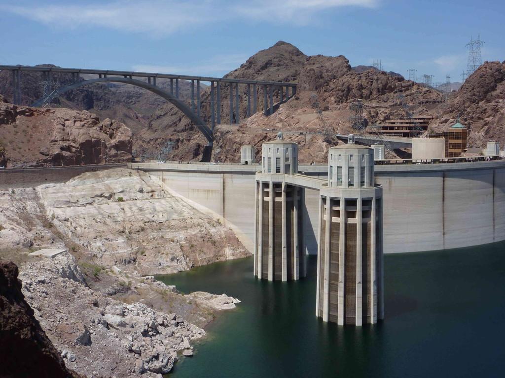 Auf Tour von Las Vegas zum Grand Canyon - Hoover Dam
