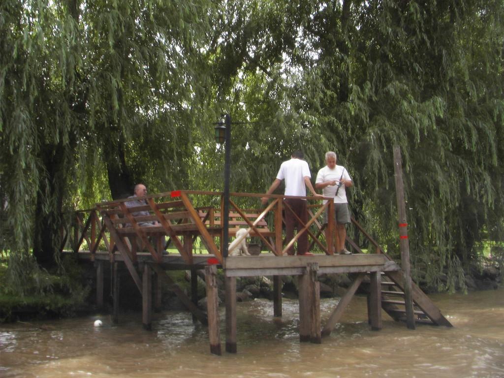 Buenos Aires - Bootsfahrt im Tigre-Delta