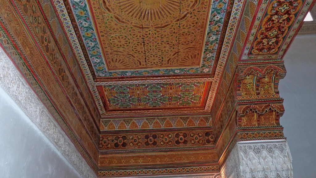 9. Tag Marrakesch - Bahia Palast