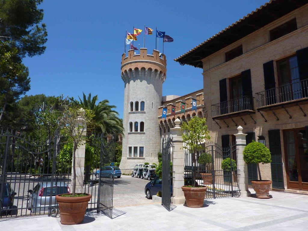 Hotel Son Vida - oberhalb von Palma