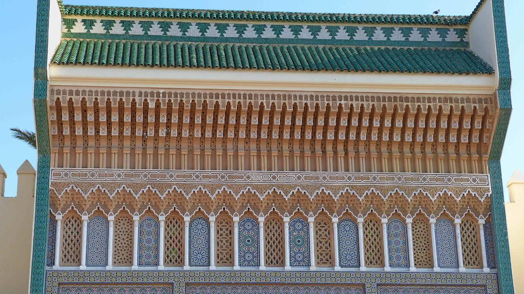 4.Tag - Fes - Königspalast