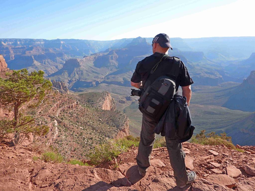 Grand Canyon - Wanderung auf dem  South Kaibab Trail