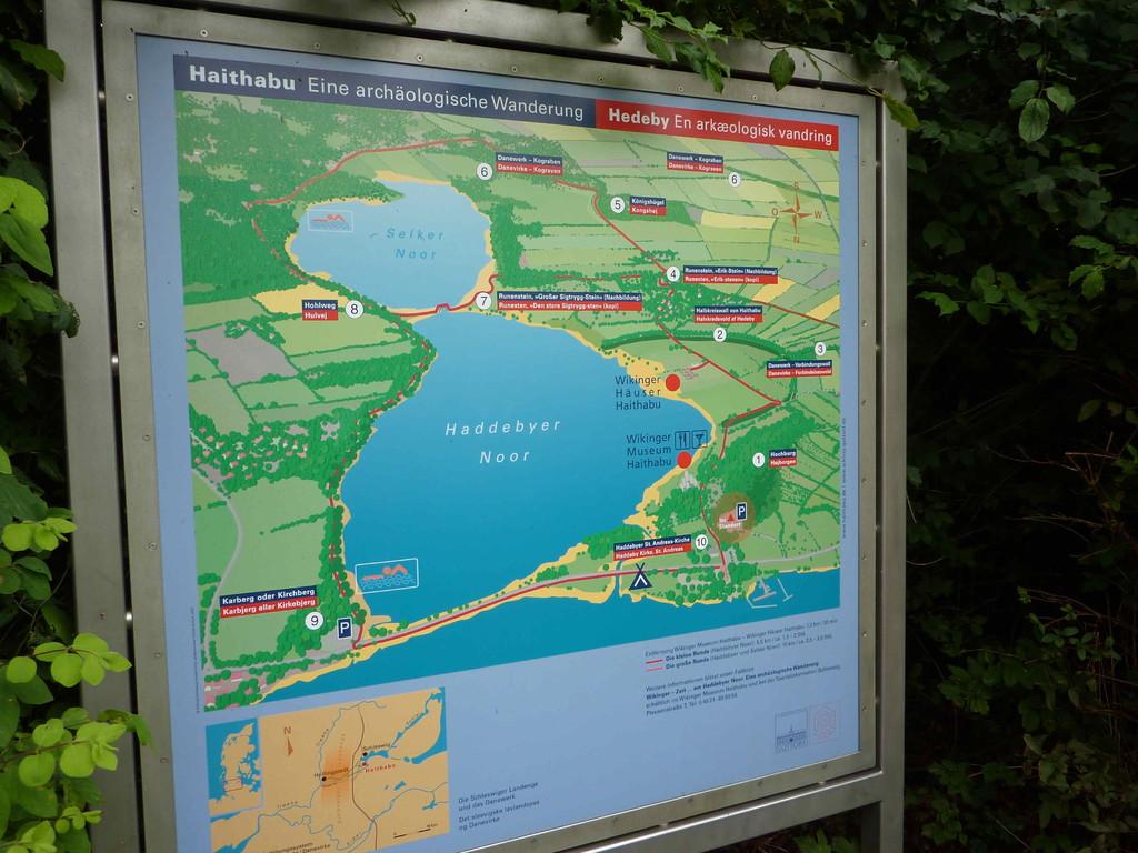 7.Tag - Schleswig - Haithabu