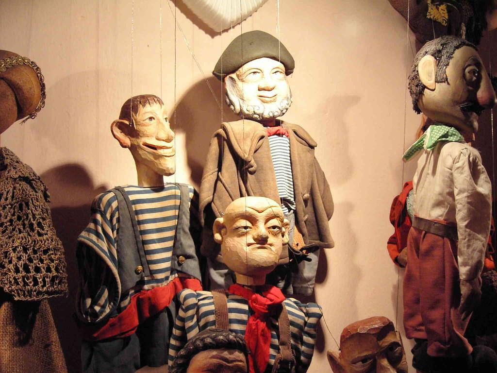 7.9.2007 Chrudim - Marionettenmuseum