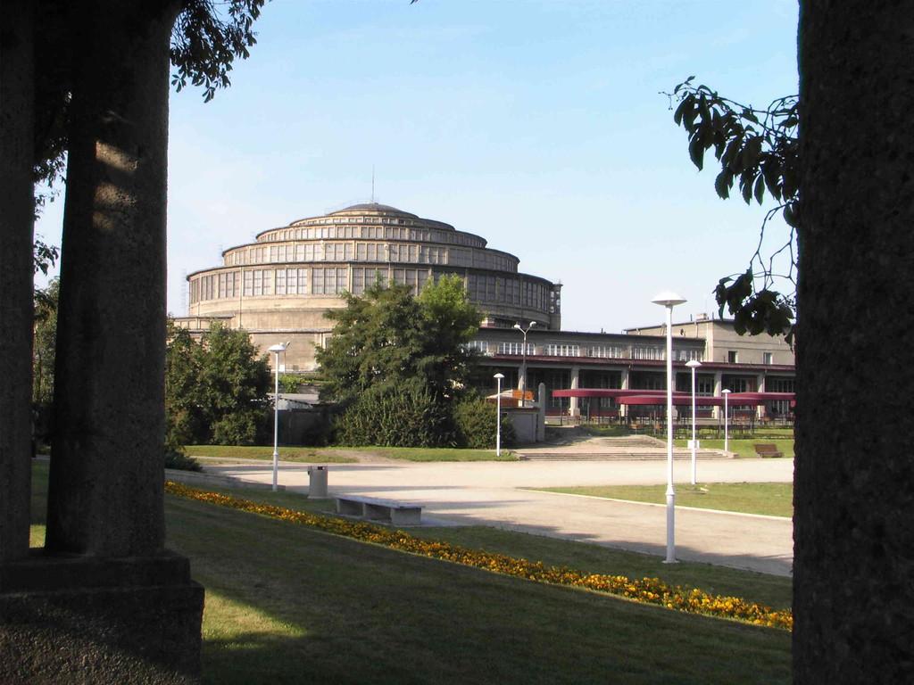 2.9.2007 Breslau - Stadtrundfahrt -Jahrhunderthalle v. 1911