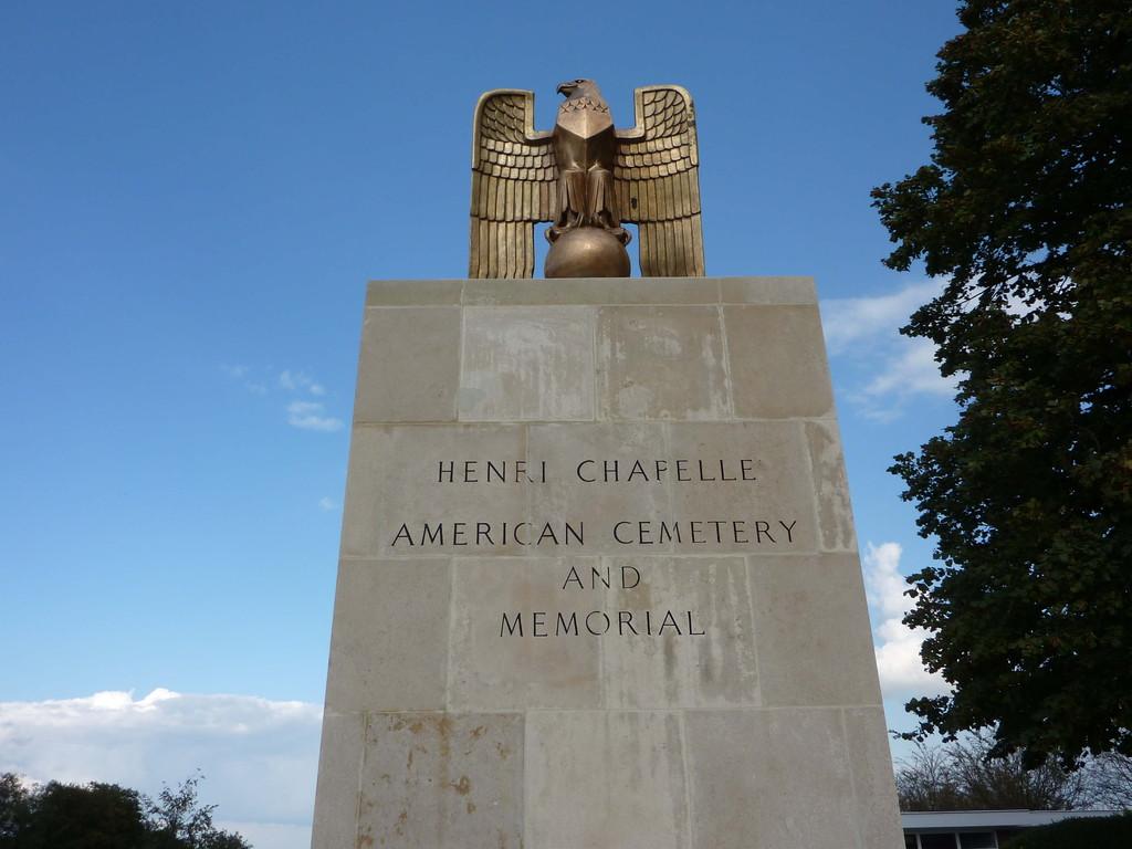 7.Tag - US Soldatenfriedhof Henri Chapelle