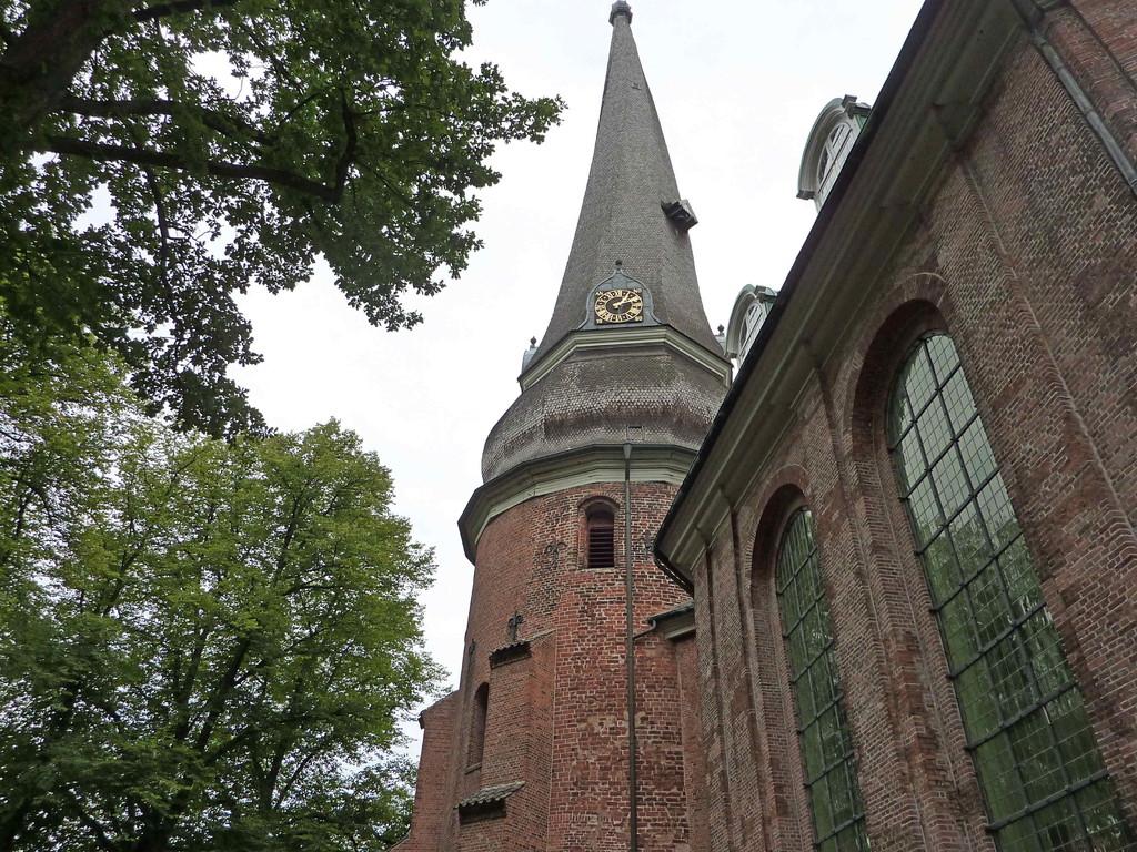 1. Tag - Kirche in Rellingen bei Hamburg