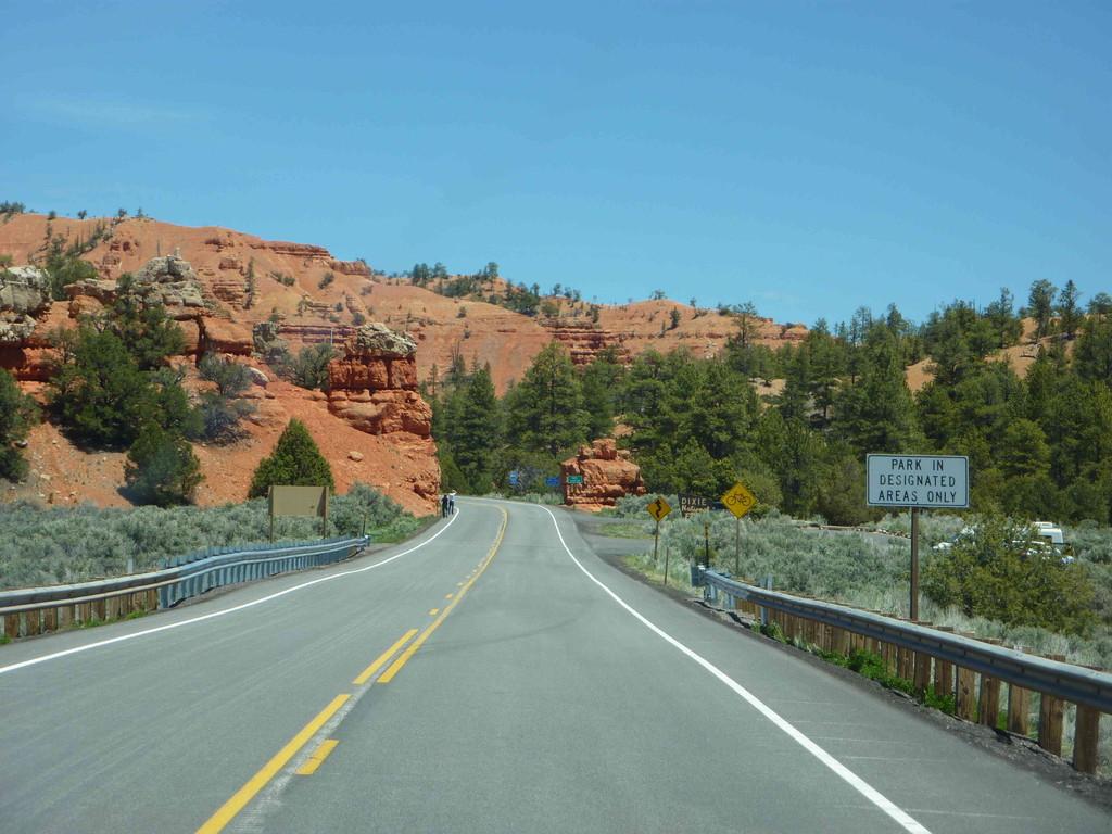 Auf Tour zum Bryce Canyon