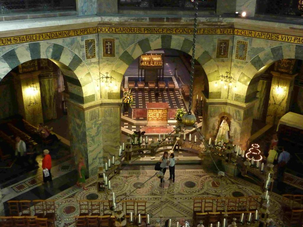 2.Tag - Aachen - im Dom