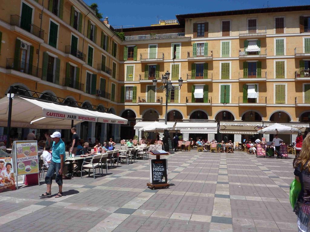 Palma - Marktplatz