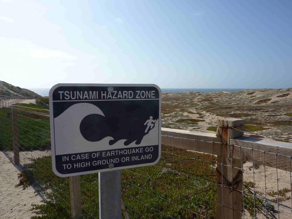 Monterey - Marina Dunes - Strand