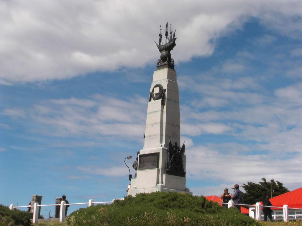 Stop Falklandinseln - Battle Memorial v.8.12.1914