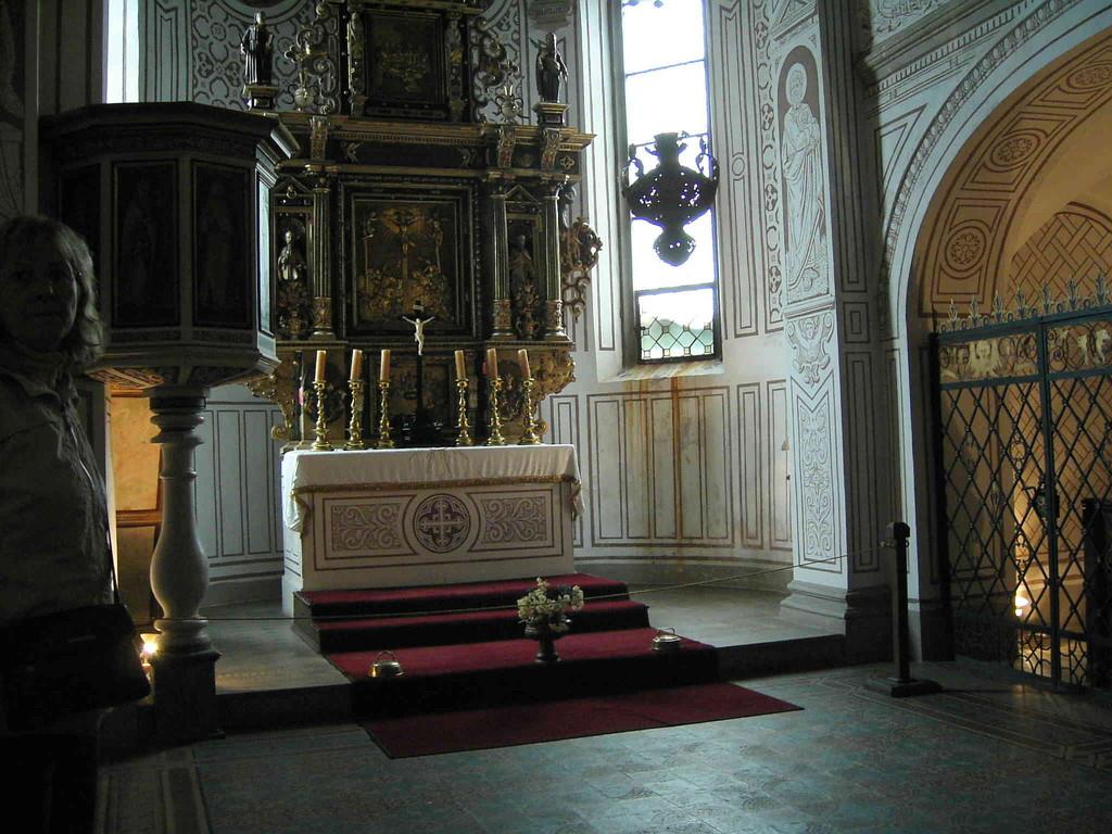 8.9.2007 Burg Frydlant bei Liberec