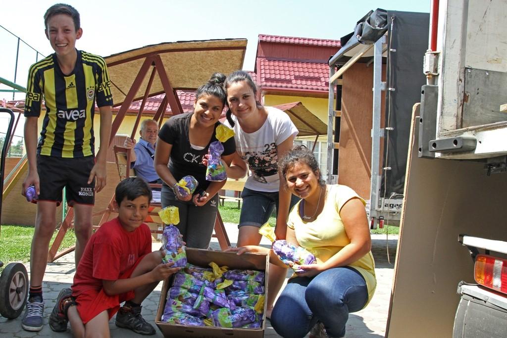 07.07.2015 Kinderheim Ocna Mures bei Sibiu07.07.2015 Kinderheim Ocna Mures bei Sibiu