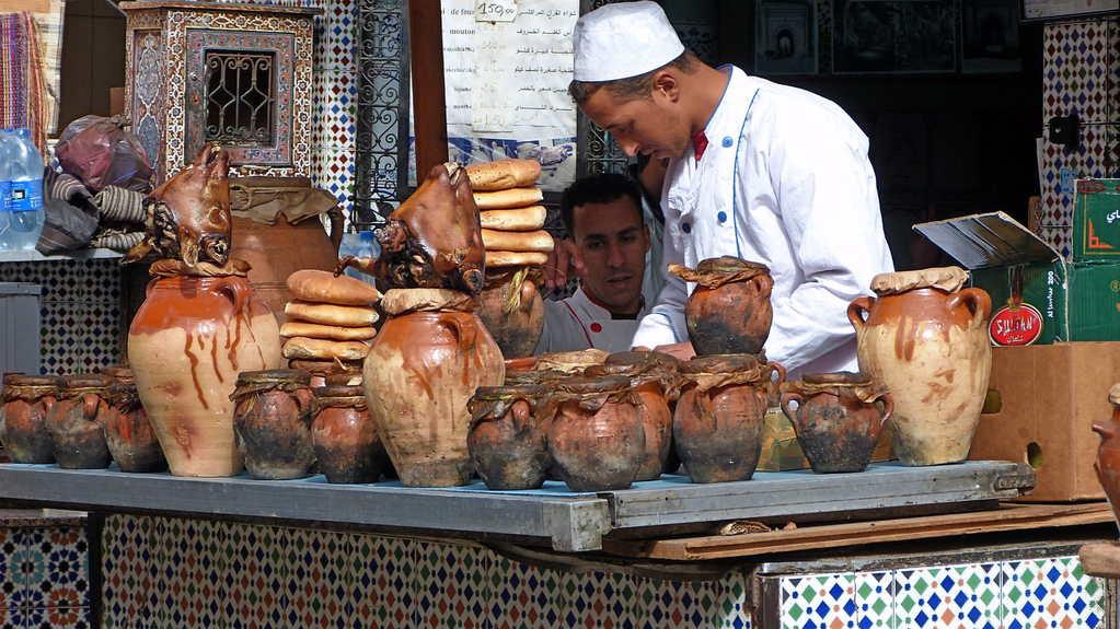 9.Tag - Marrakesch - Medina
