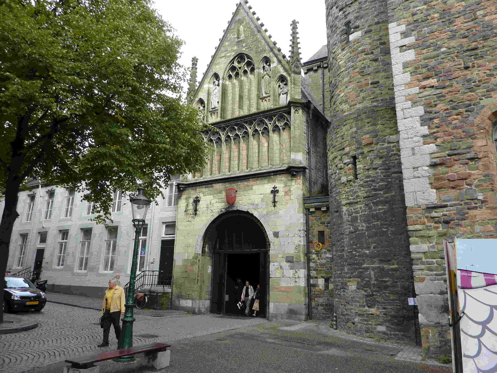 6.Tag - Maastricht/NL - Liebfrauenbasilika